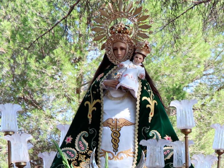 Fiestas patronales de la virgen de la estrella en buenache de alarcón